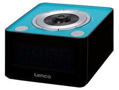 Rádio despertador LENCO CR 16 Azul