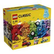 LEGO Classic: Peças sobre Rodas