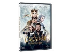 DVD O Caçador e a Rainha Do Gelo