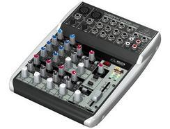 Mesa de mistura BEHRINGER XENYX Q1002USB (Canais: 10 – USB)