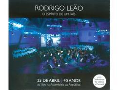 CD+DVD Rodrigo Leão – O Espírito de um País