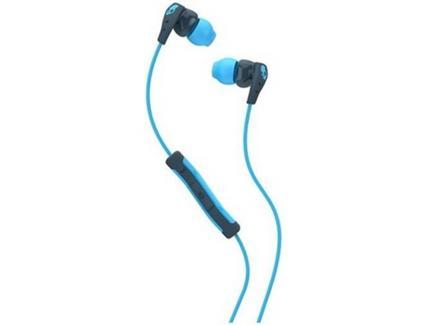 Auriculares com fio SKULLCANDY Method em Azul
