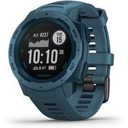 Relógio Desportivo GARMIN Instinct Solar (Azul)