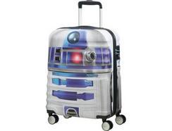 Mala de Viagem AMERICAN TOURISTER Star Wars R2D2 55 cm