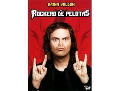 DVD Un Rockero De Pelotas (Edição em Espanhol)