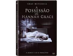 DVD A Possessão de Hannah Grace (De: Diederik Van Rooijen – 2018)
