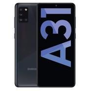 "Smartphone SAMSUNG Galaxy A31 (6.4"" – 4 GB – 128 GB – Preto)"