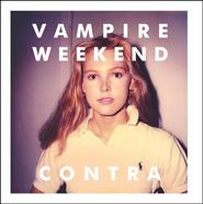 Vinil Vampire Weekend – Contra (LP)