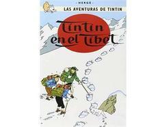 DVD Tintin En El Tibet (Edição em Espanhol)