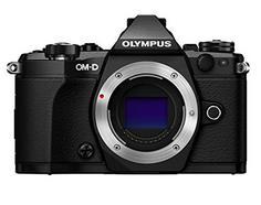 Olympus OM-D E-M5 Mark II Corpo (Preto)