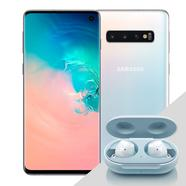 Samsung Galaxy S10 6.1″ 512GB Dual SIM Branco
