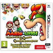 Mario&Luigi: Bowser's Inside Story + Bowser Jr.'s Journey - Nintendo 3DS