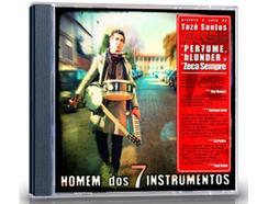 CD Homem dos 7 Instrumentos – Dissertação