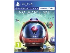 Jogo PS4 No Man's Sky Beyond – Edição Completa (Ação – M7)