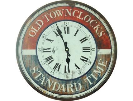 9b28657d92e Relógio Parede BHP B991054 Old Town Clocks — Comparador ZWAME
