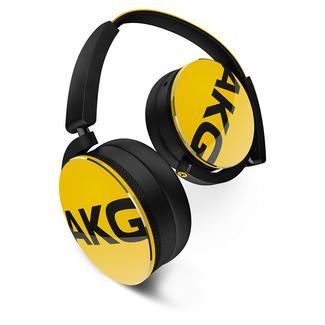 AKG Y50 Amarelo