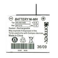 Bateria de recarga Compex Branco