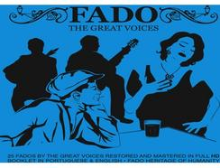 CD Fado – The Great Voices