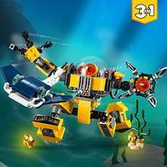 LEGO Creator: Robô Subaquático