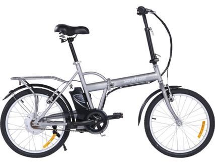 Bicicleta Elétrica STAKEFLASH E-Bike Cinza