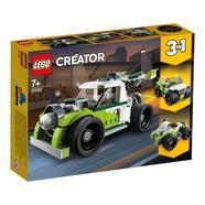 LEGO Creator Camião Foguete