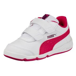 Sapatilhas de menino Stepfleex 2 SL V PS Puma Branco 32