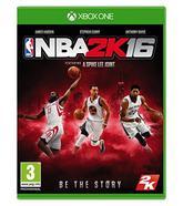 Jogo XBOX ONE NBA 2K16