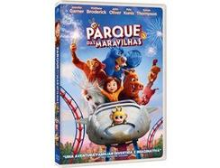 DVD Parque das Maravilhas