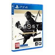 Jogo PS4 Ghost of Tsushima (Director's Cut)