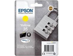 Tinteiro EPSON 35 Amarelo