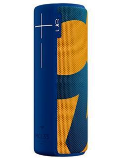 Coluna ULTIMATE EARS Megaboom McLaren Azul e Laranja
