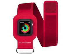 Armband TWELVE SOUTH Smartwatch Apple 42 Vermelho