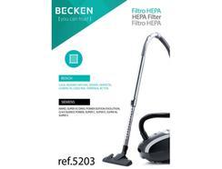 Filtro Aspirador HEPA BECKEN – REFª 5203