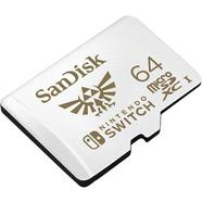 SanDisk 64GB MicroSDXC UHS-I Card para Nintendo Switch