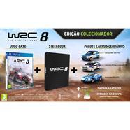 Jogo PS4 WRC 8 Collector's Edition (Corridas – M3)