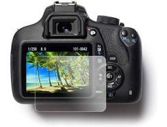 Protetor de ecrã vidro EASYCOVER Canon 70D/80D/77D