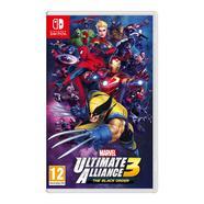 Jogo Nintendo Switch Marvel Ultimate Alliance 3 – The Black Order (M12)