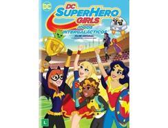 DVD DC Super Hero Girls: Jogos Intergalácticos