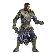 Pack Mini Figuras WARCRAFT Lothar VS Horde Warrior