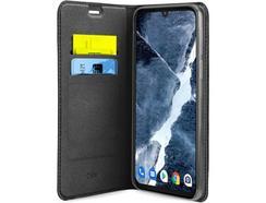Capa Motorola One Pro, One Zoom SBS Bookwallet Preto