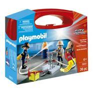 Playmobil City Action: Mala grande de Bombeiro