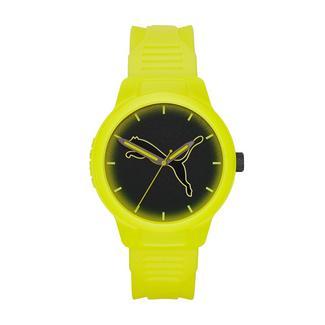 Relógio desportivo de homem Reset V2 Puma Amarelo