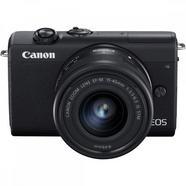 Kit Máquina Fotográfica Mirrorless CANON EOS M200 +M 15-45mm (24.1 MP – Sensor: APS-C – ISO: 100 a 25600)