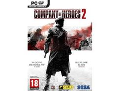 Jogo PC Company of Heroes 2 (All out War Edition)