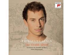 CD Thibault Cauvin – The Vivaldi Album