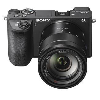 Sony Alpha a6500 + Vario-Tessar E 16-70mm f/4 ZA OSS – Preto