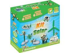 Kit Solar Science4you 6 em 1