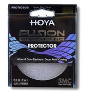 Hoya Fusion Filtro Protector Antiestático 55 mm