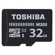 Toshiba Exceria M203 UHS-I Classe 10 microSDXC 32GB + Adaptador SD