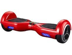 Hoverboard SMARTGYRO X1S em Vermelho